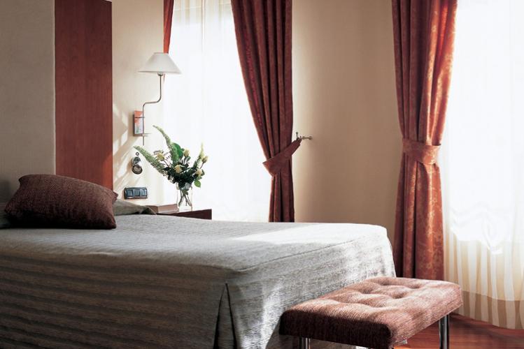 Enterrement de vie de jeune fille Madrid hotel