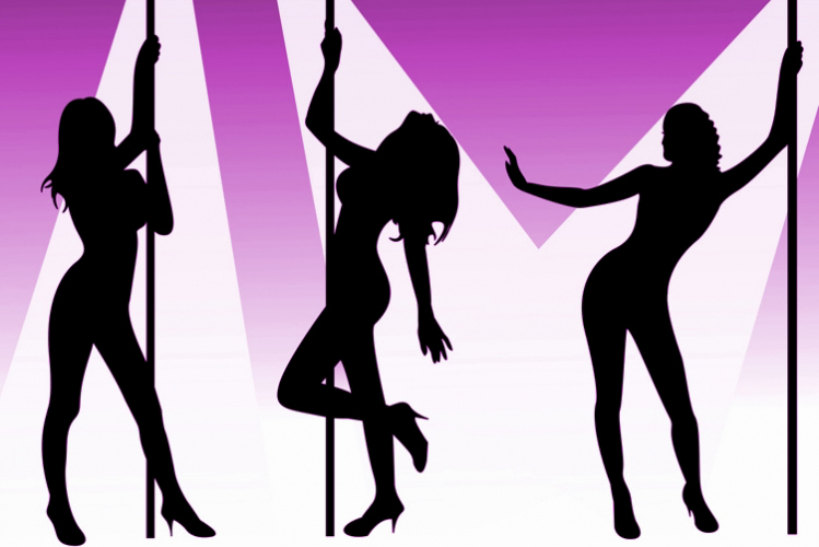 Enterrement de vie de jeune fille Crazy EVJF Nice Pole dance