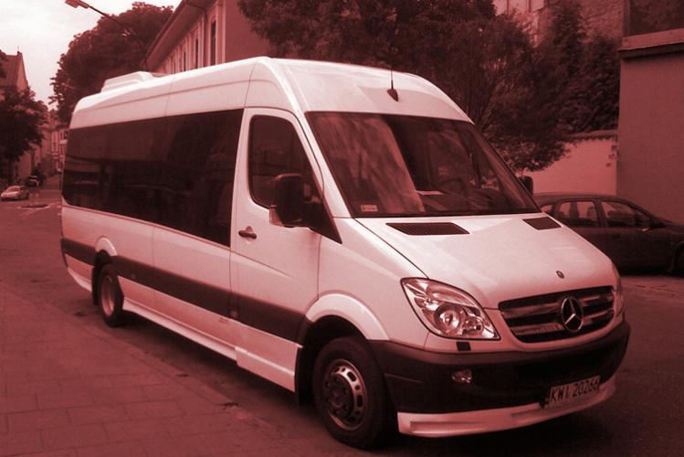 Enterrement de Vie de Garçon à Bratislava Crazy-evG Bus
