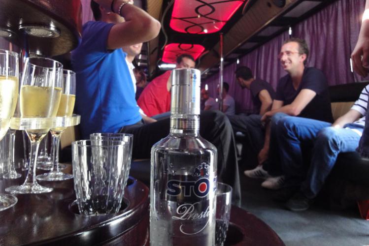 vrijgezellenfeest activiteit Krakau Crazy-Voyages
