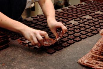 Enterrement de Vie de Garçon Gay à Bruxelles Atelier chocolat