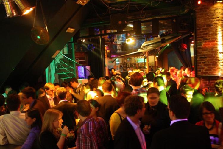 Bars Bruxelles Crazy-Séminaire