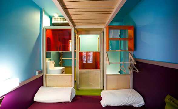 Enterrement de Vie de Garçon Gay à Paris Concept Hotel 3*