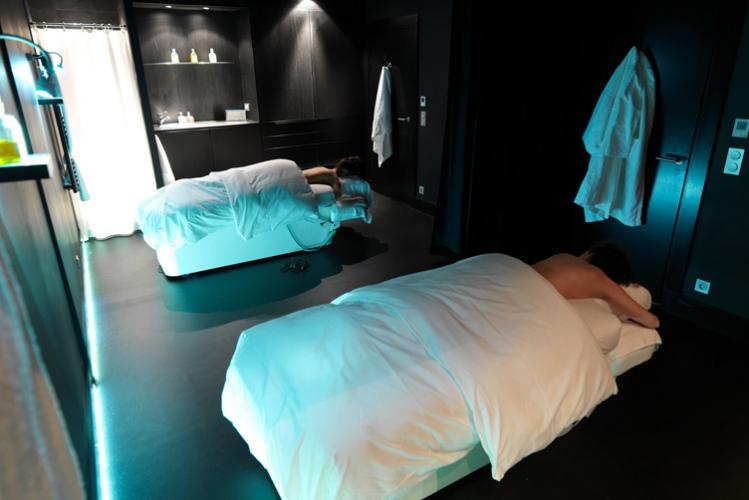 Enterrement de vie de jeune fille à Rennes Spa Brunch