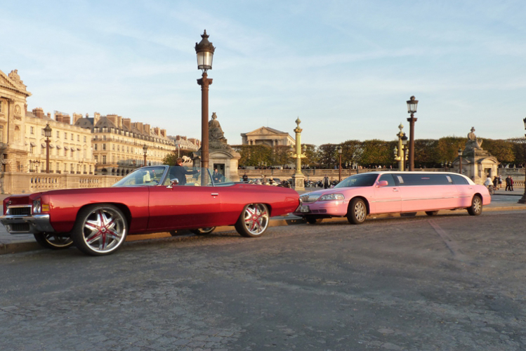 Lincoln Limo | Paris | Junggesellinnenabschied