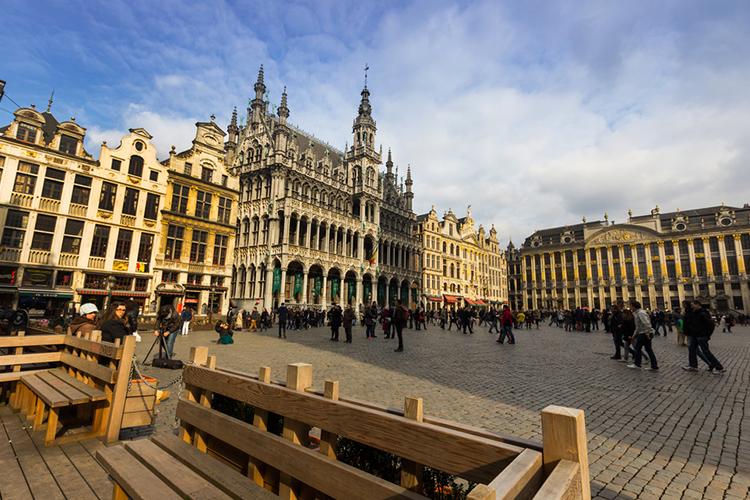 Crazy-séminaire à Bruxelles : jeu de ville