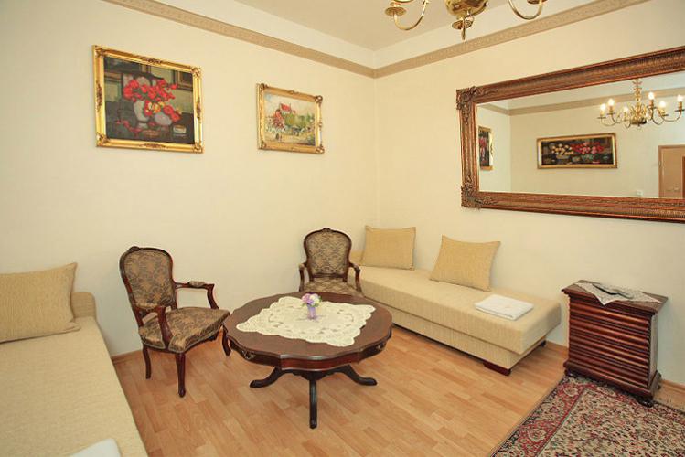 Seminaire d'entreprise à Cracovie - appartement