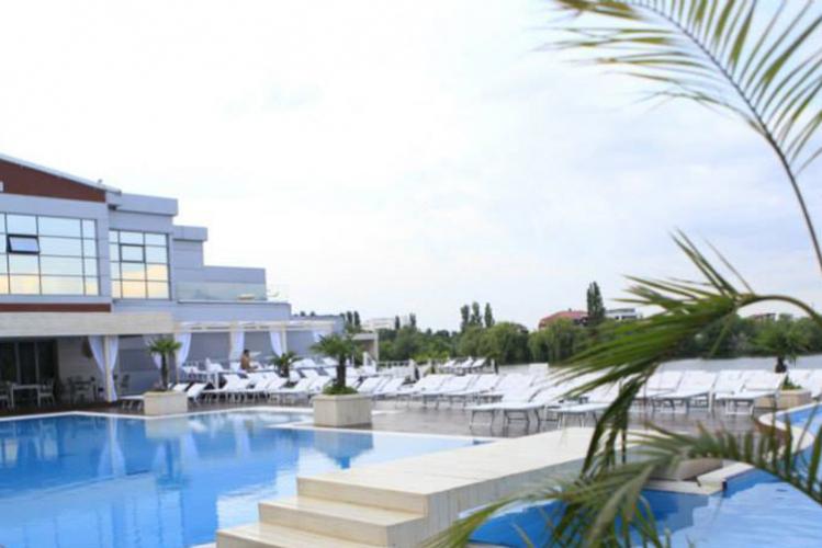 Seminaire d'entreprise à Bucarest - Pool