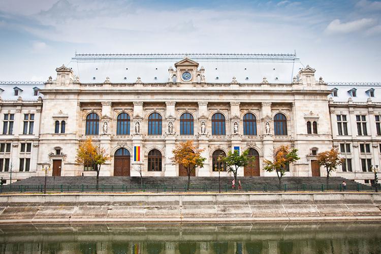 Seminaire d'entreprise à Bucarest - Communist tour