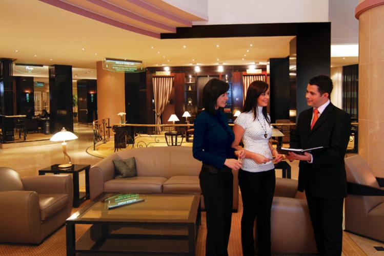 Seminaire d'entreprise à Bucarest - Hotel 4*