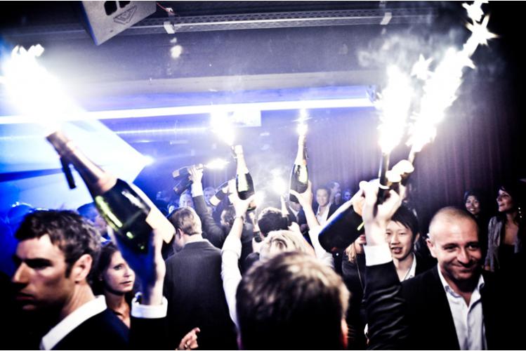 Crazy-Voyages vrijgezellenfeest Keulen VIP Club