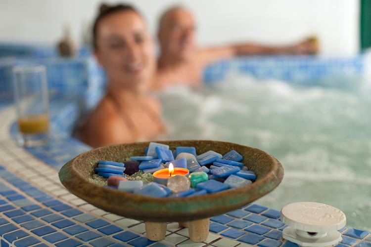 séminaire d'entreprise à Nice - entrée au spa