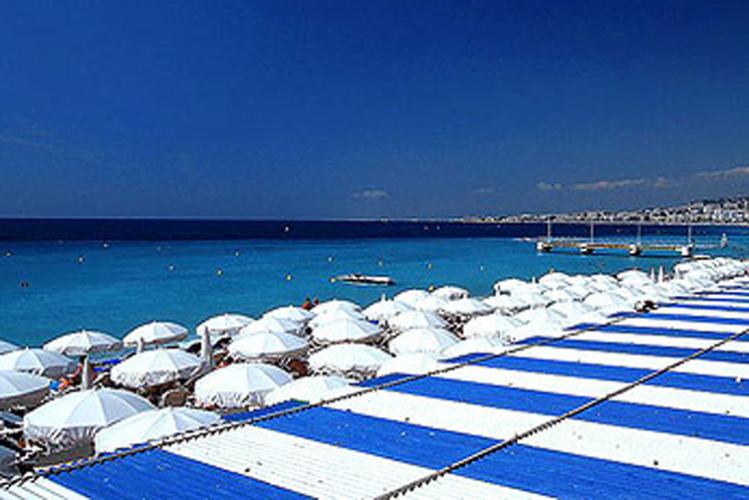 Séminaire d'entreprise à Nice - Journée plage