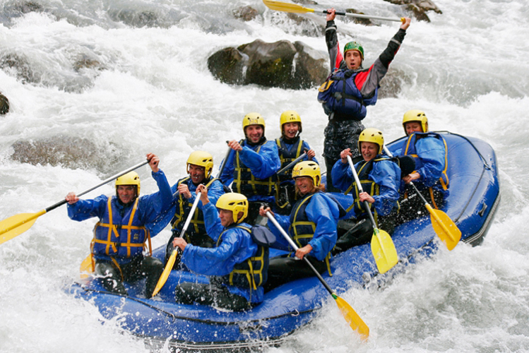 Rafting  for my Nice Stag Do | Maximise Stag Weekends