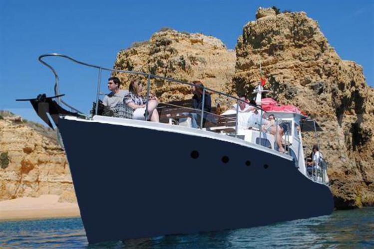 Balade en bateau Lisbonne Enterrement de vie de jeune fille Crazy EVJF