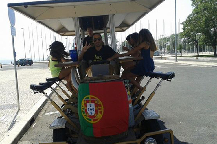 Vrijgezellenfeest Lissabon Crazy-Vrijgezellenfeesten