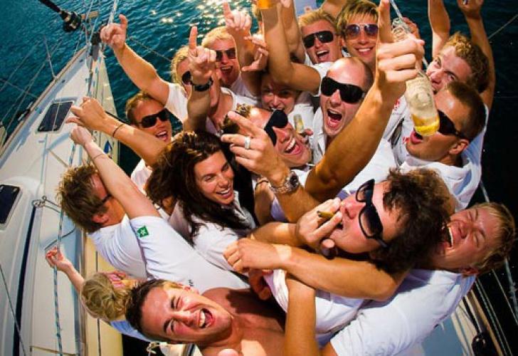 Catamaran & Paella pour mon EVJF à Majorque