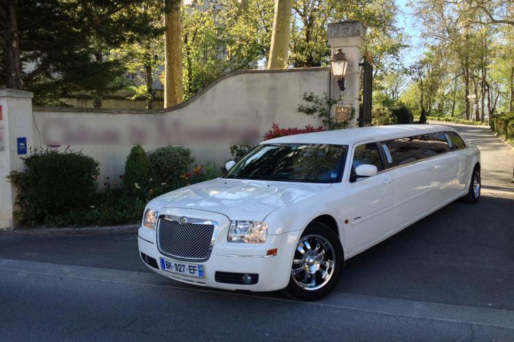 Chrysler Limo Lap Tour