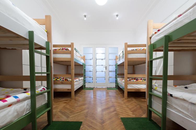 Hostel | Antwerpen | Junggesellinnenabschied