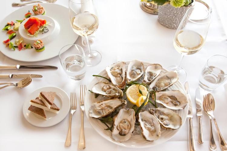 Dîner fruit de mer à Deauville Crazy-Séminaire