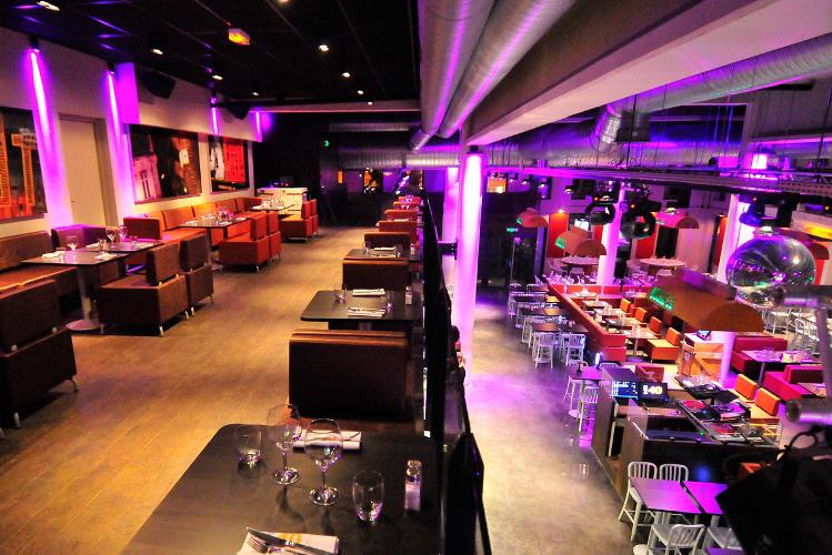 Dinner & Club Stag Do Lyon