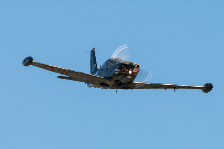 Aerobatic Flight Experience