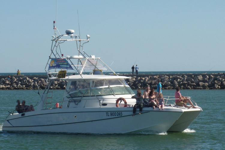 Balade en bateau à Montpellier Crazy-Séminaire