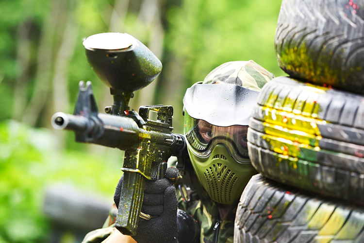 Paintball à Montpellier Crazy-Séminaire