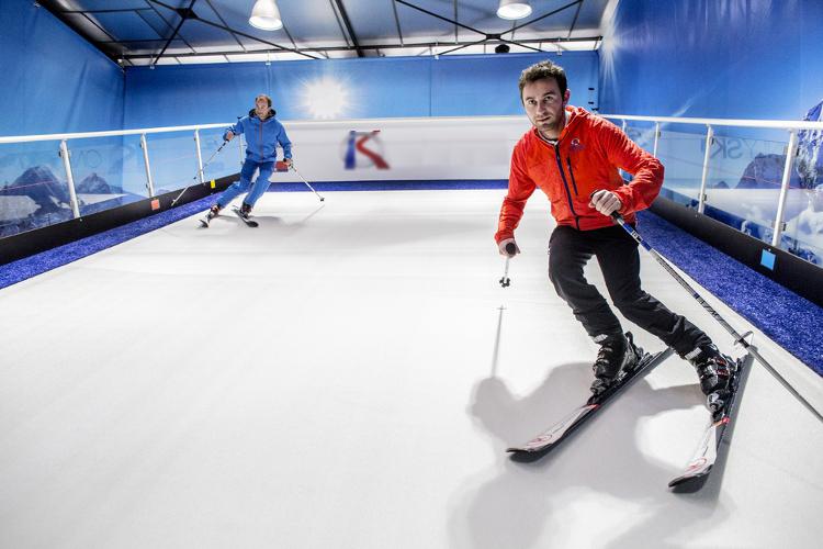 Ski indoor à Lyon Crazy-Weekend