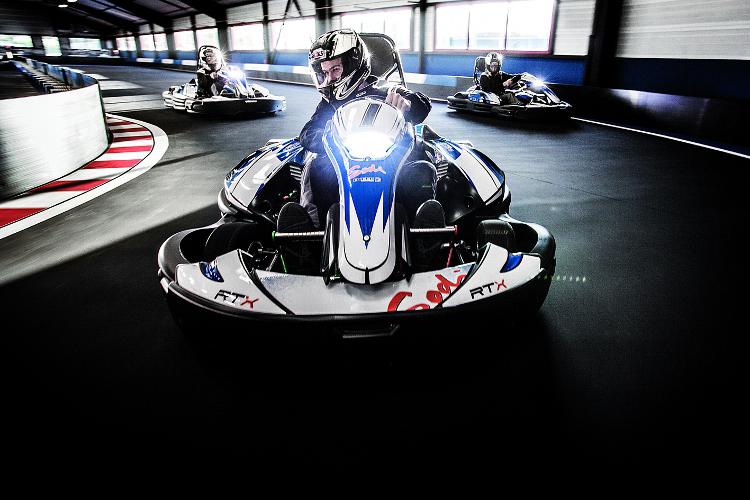 Karting à Lyon Crazy-Weekend