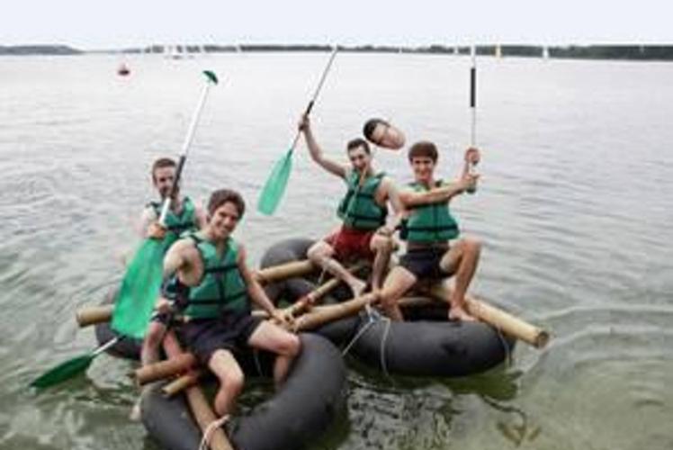 Rafting Challenge à Lyon Crazy-Weekend