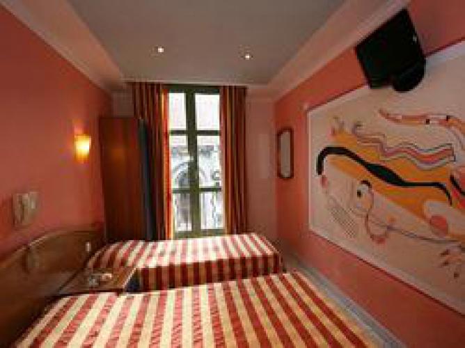 hotel deauville standard evjf