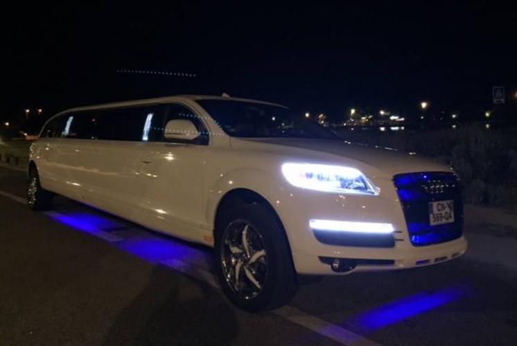 limo limousine q7 audi evjf montpellier