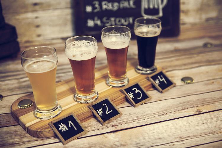 Beer Tasting & Street Food
