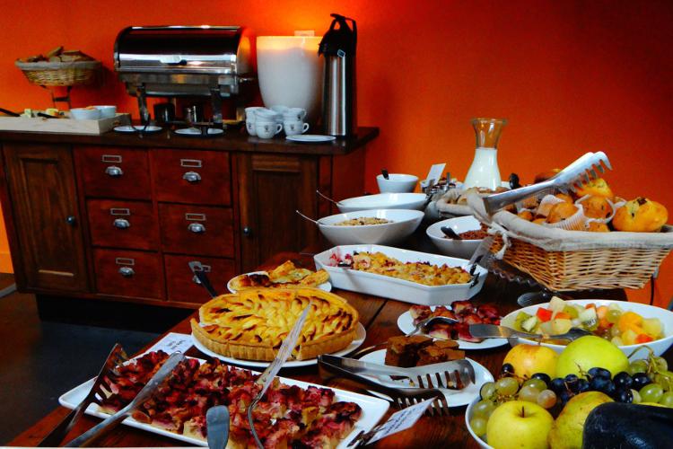 Buffet Di Insalate Miste : I buffet lido degli estensi