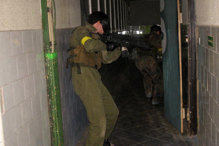 Gun battle Cracovie Crazy-Séminaire