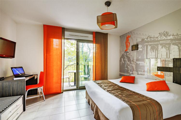 Appart'hôtel à Montpellier Crazy-Séminaire
