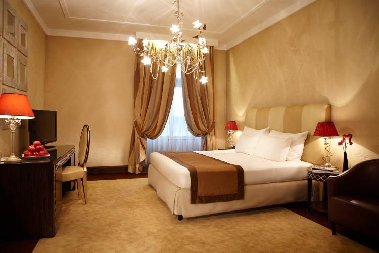 hotel 5 * evg budapest