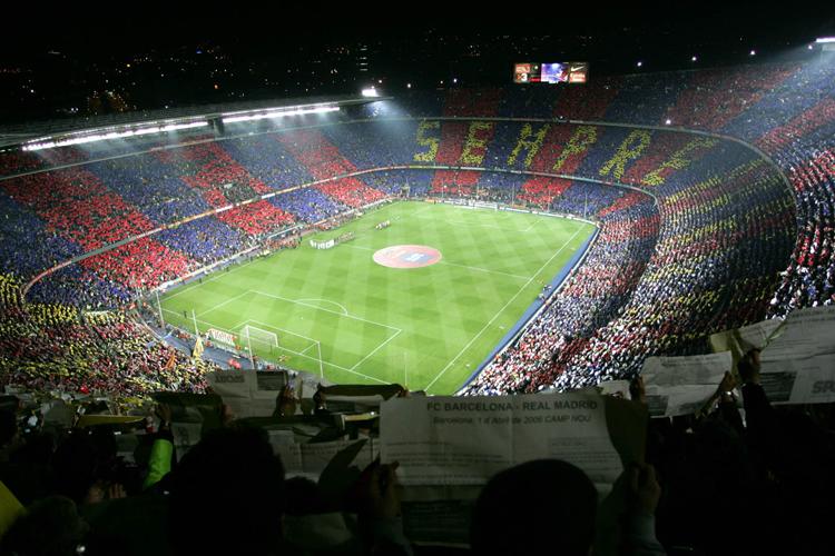 Despedida de Soltero en Barcelona Crazy-Despedidas Entradas Camp Nou