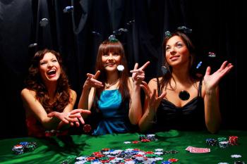 Enterrement de Vie de Jeune Fille Crazy-evJF Soirée Jackpot Casino