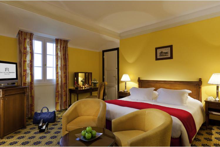 Hôtel 4 étoiles à Deauville