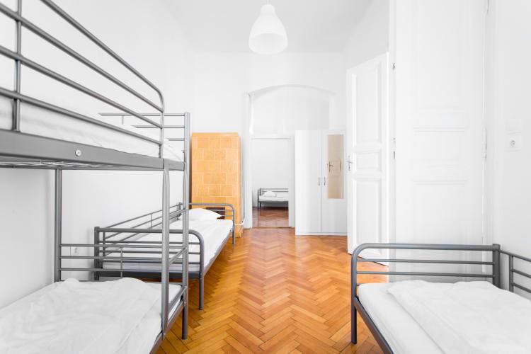Enterrement de Vie de Garçon à Budapest Appartement