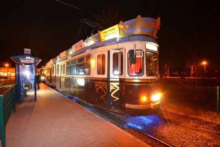 Party Tram Varsovie Crazy-Séminaire
