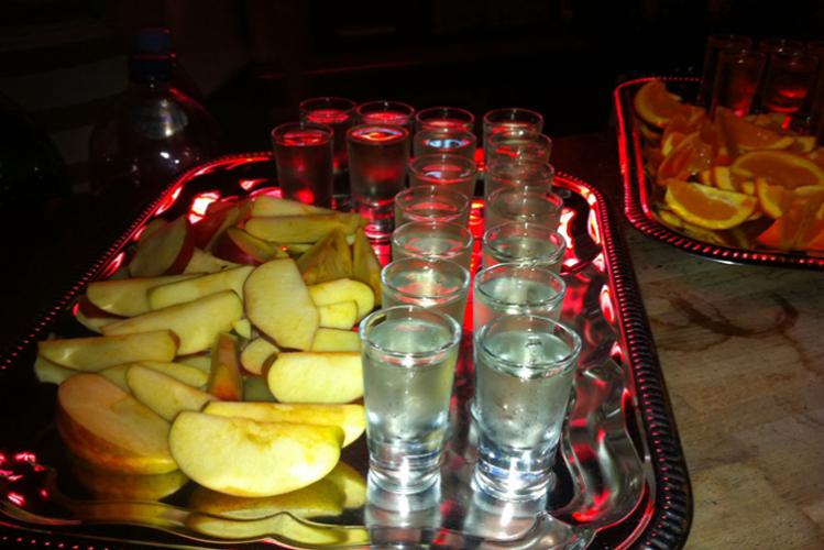 Dégustation vodka Cracovie Crazy-Séminaire