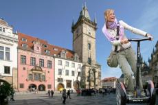 Segway pour mon séminaire à Prague   Séminaire   idée séminaire   voyage d'affaires   activité séminaire   Incentive   séminaire festif   collègues   congrès   colloque   meeting   conférence