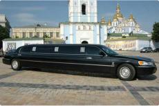 Transfert Lincoln & Strip pour mon EVG à Kiev