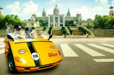 GoCars Tour pour mon séminaire à Barcelone | Séminaire | idée séminaire | voyage d'affaires | activité séminaire | Incentive | séminaire festif | collègues | congrès | colloque | meeting | conférence