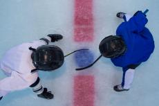 Match de Hockey slovaque pour mon séminaire à Bratislava | Séminaire | idée séminaire | voyage d'affaires | activité séminaire | Incentive | séminaire festif | collègues | congrès | colloque | meeting | conférence
