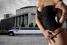 Transfert Hummer Strip pour mon EVG à Düsseldorf | Enterrement de vie de garçon | idée enterrement de vie de garçon | activité enterrement de vie de garçon | idée evg | activité evg