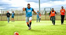 Crazy Football  pour mon séminaire à Dublin | Séminaire | idée séminaire | voyage d'affaires | activité séminaire | Incentive | séminaire festif | collègues | congrès | colloque | meeting | conférence